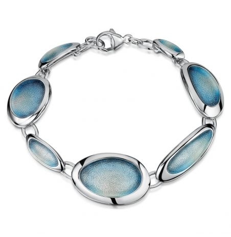 Sheila Fleet Shoreline Pebble Bracelet
