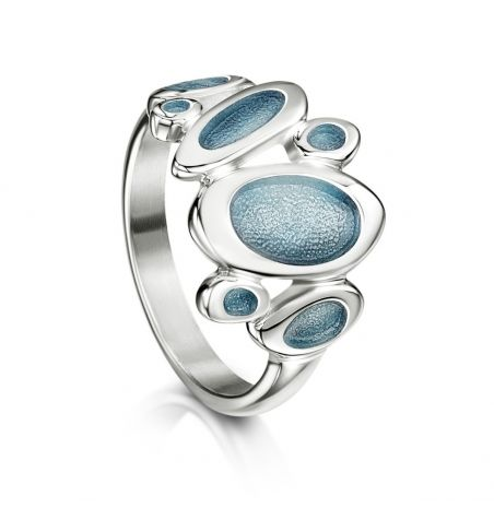 Sheila Fleet Shoreline Pebble Ring product image