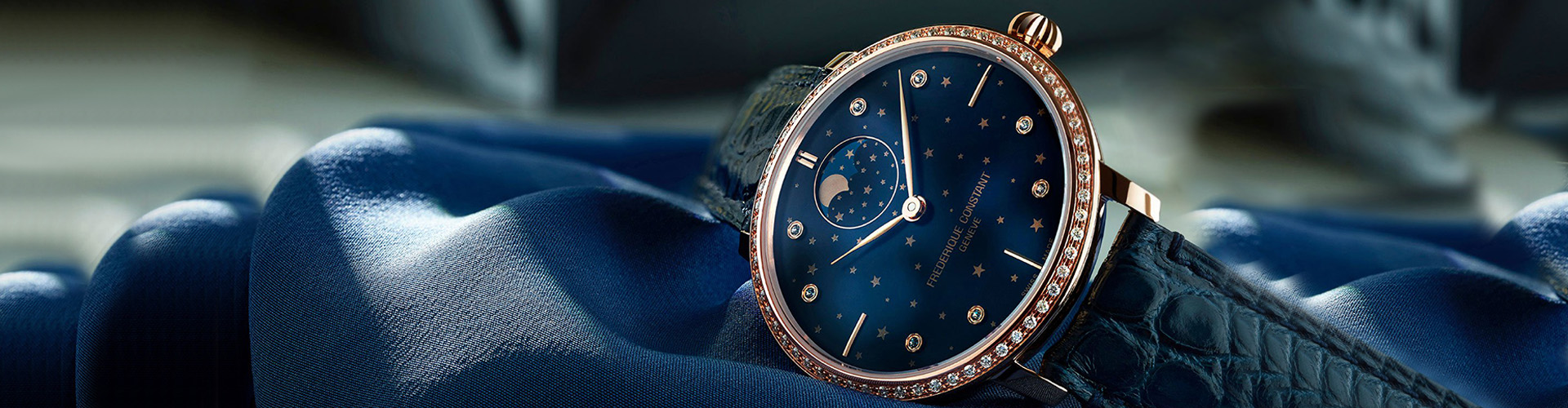 Nettletons Jewellers Introduces Frederique Constant Watches