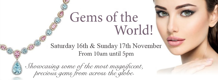 'Gems of the World' Event hosted by Nettletons