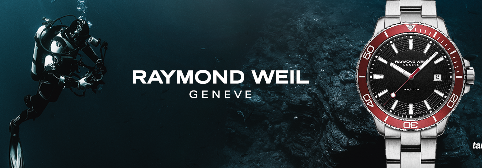 Raymond Weil Watches Make The Ideal Father's Day Gift