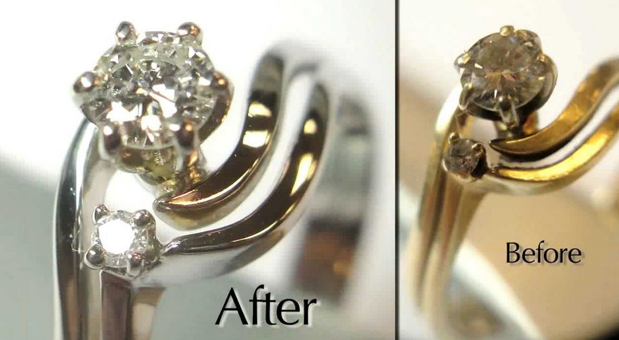 Rhodium Plating Now Available At Nettletons Jewellers